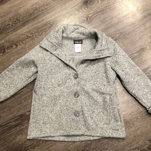 Patagonia Buttoned Sweater
